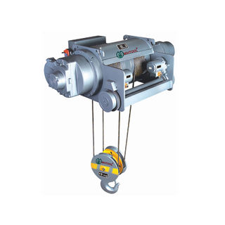 Double Rail Electric Wire Rope Hoist
